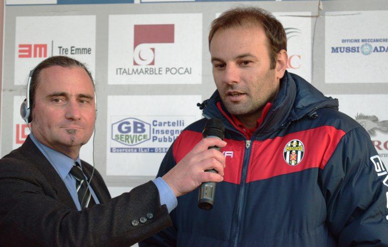 Real Forte Querceta – Massese 0 – 0 Video intervista ad C. Zanetti del 17/12/17