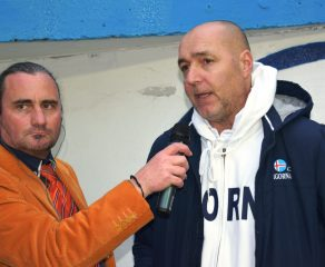 Ligorna - Massese 1 - 0. Video intervista esclusiva a L. Monteforte dello 07/01/18