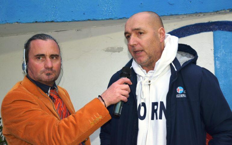 Ligorna – Massese 1 – 0. Video intervista esclusiva a L. Monteforte dello 07/01/18