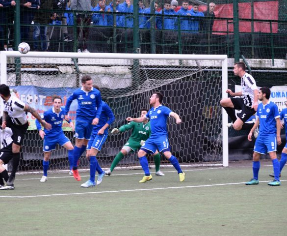 Ligorna - Massese 1 - 0. Highlights di Umberto Meruzzi dello 07/01/18
