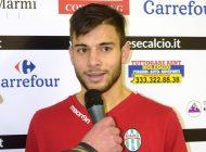 Massese - Rignanese 3 - 1. Intervista a M. Privitera del 14/01/18