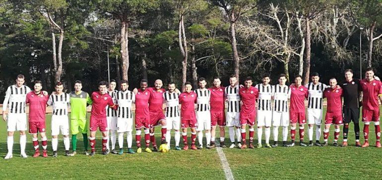 Massese: amichevole infrasettimanale con l'A. S. Livorno.