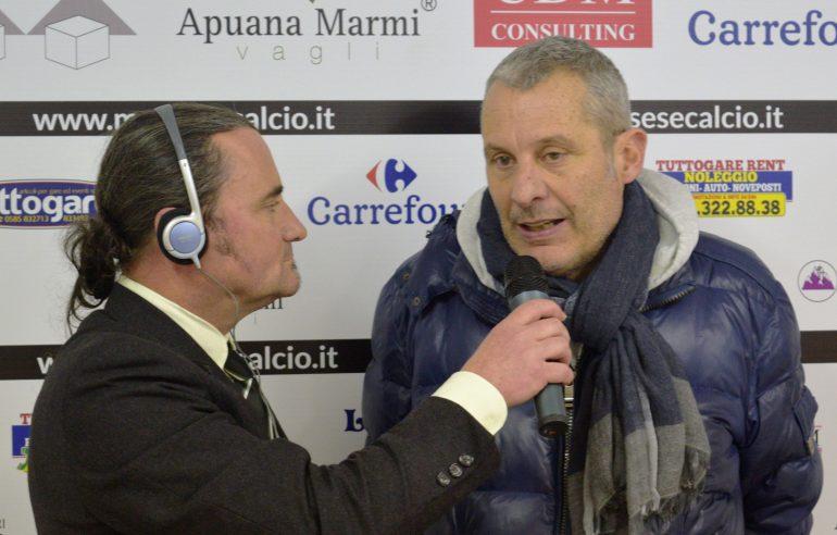 Massese – Ponsacco 1 – 1. Intervista a G. Maneschi dello 04/02/18