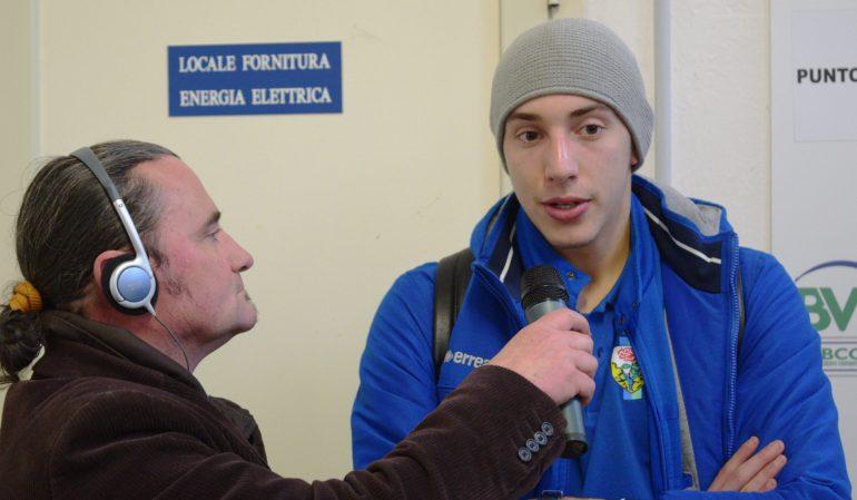 Seravezza Pozzi – Massese 1 – 0. Intervista a P. Cavagnaro dell'11/02/18