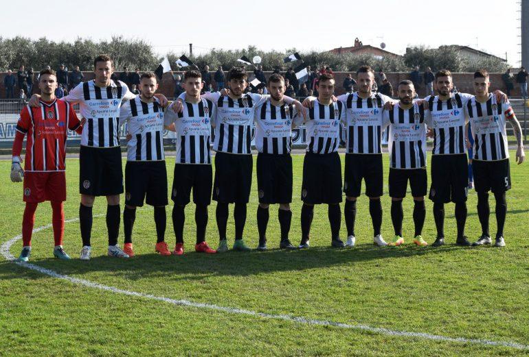 Seravezza Pozzi – Massese 1 – 0. Highlights di Umberto Meruzzi dell'11/02/18