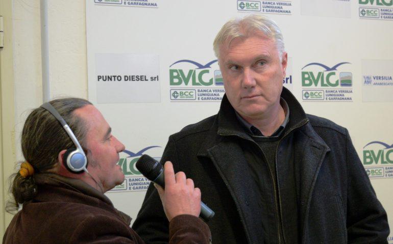 Seravezza Pozzi – Massese 1 – 0. Intervista esclusiva a L. Vannucci dell'11/02/18