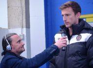 Intervista esclusiva di Umberto Meruzzi a L. Massoni, dopo Albissola - Massese 1 - 0 del 18/03/18