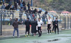 Massese ko ad Albissola, gli ultras rivendicano le maglie