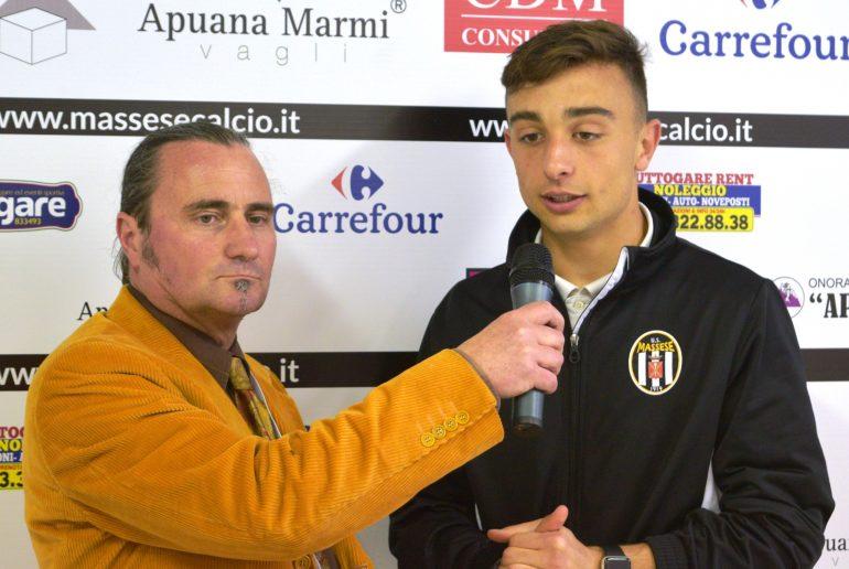 Video intervista esclusiva ad A. Raimo dopo Massese – Viareggio 2014 1 – 1 dello 08/04/18
