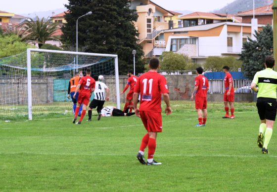 V. Montecatini - Massese 0 - 3. Highlights di Umberto Meruzzi del 15/04/18