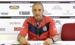 Video esclusivo della conferenza stampa di L. Magrini prima di Massese - Sestri Levante. Del 20/04/18
