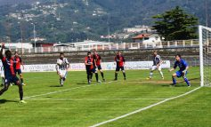 Massese - Sestri Levante 1 - 0. Highlights di Umberto Meruzzi del 22/04/18