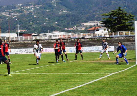 Massese - Sestri Levante 1 - 0. Highlights di Umberto Meruzzi del 22/04/18