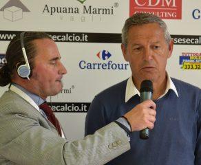 Video intervista esclusiva a F. Buglio dopo Massese - R. F. Querceta 1 - 1 dello 06/05/18