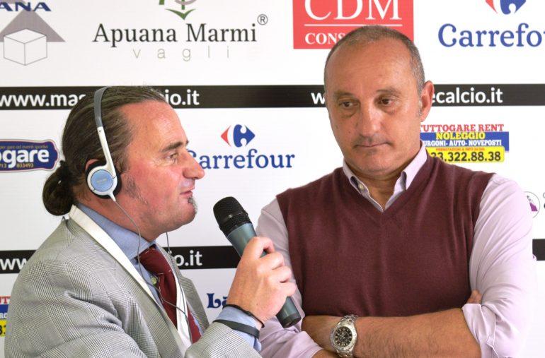 Video Intervista esclusiva a L. Magrini dopo Massese – R. F. Querceta 1 – 1 dello 06/05/18