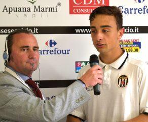 Video intervista esclusiva ad A. Raimo dopo Massese - R. F. Querceta 1 - 1 dello 06/05/18