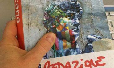 """Il David """"massese"""" sulla copertina della prestigiosa guida Lonely Planet"""