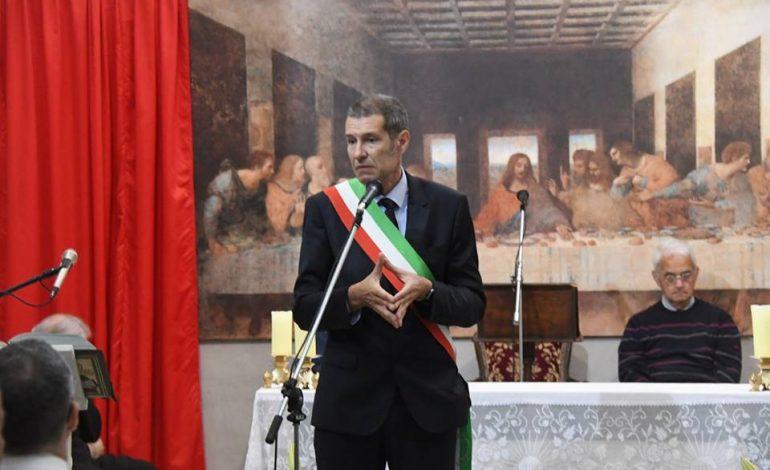 MASSA – Il Sindaco Volpi commemora le vittime dell'eccidio di Forno