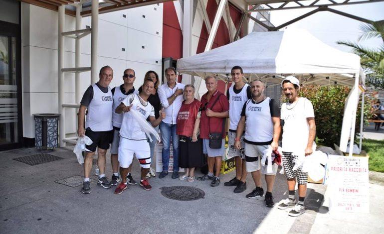 MASSA – L'impegno per il sociale del consigliere Antonio Cofrancesco