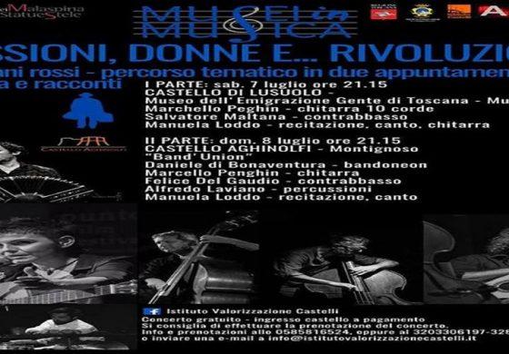 Nuovo appuntamento musicale al Castello Aghinolfi