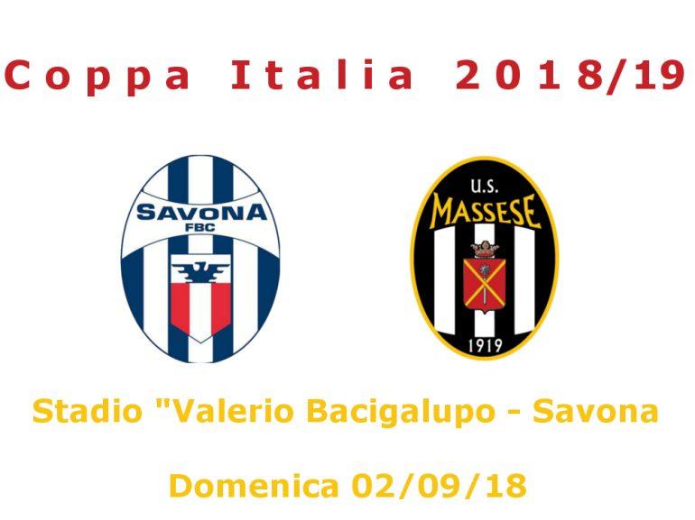 Comincia la stagione ufficiale della Massese dei tifosi.