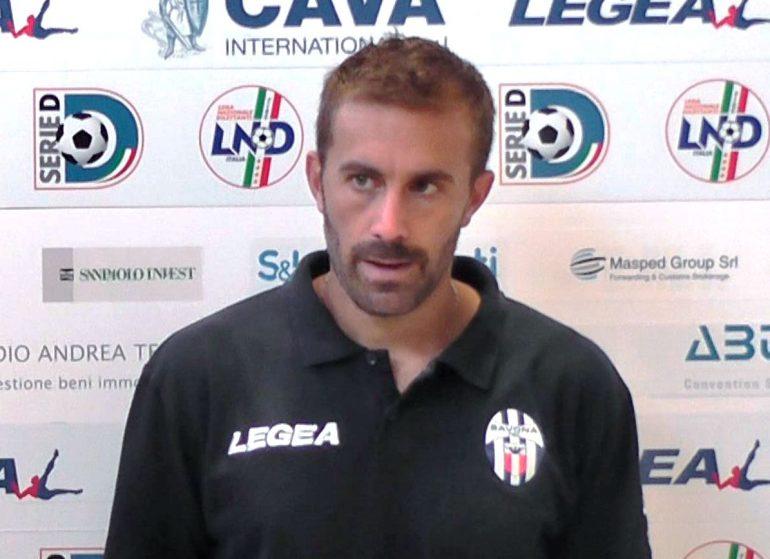 1° turno Coppa Italia Savona – Massese 8 – 0; intervista a P. A. Garbini dello 02/09/18