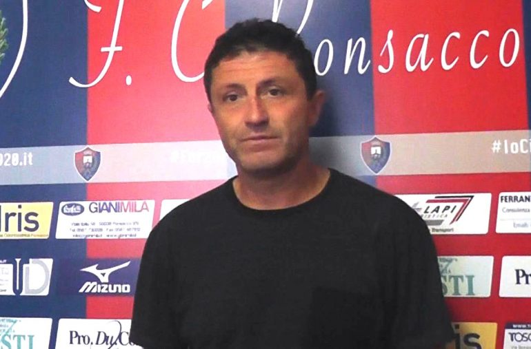 Ponsacco – Massese 2 – 0. Video intervista a V. Bonuccelli dello 07/10/18