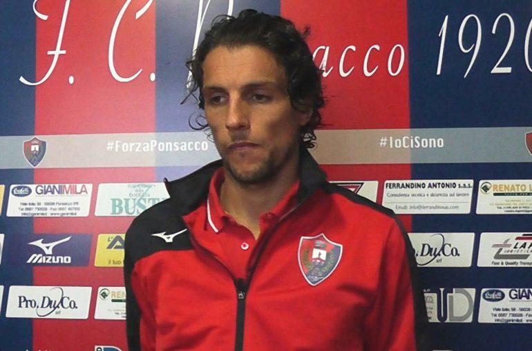 Ponsacco – Massese 2 – 0. Video intervista a M. Caciagli dello 07/10/18