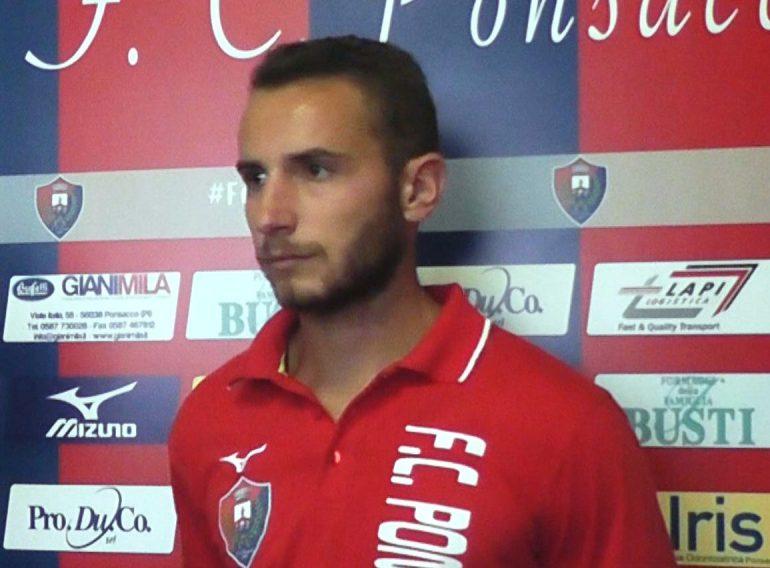 Ponsacco – Massese 2 – 0. Intervista a M. Remorini dello 07/10/18