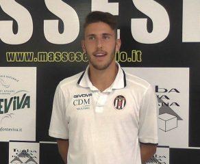 Video intervista al centrocampista della Massese R. Lucaccini dopo Massese - Prato 4 - 1 del 14/10/18