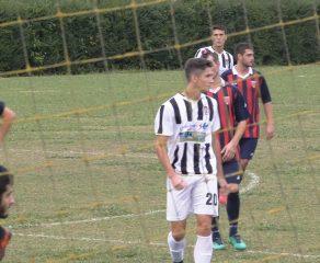 Massese: allenamento con la Montignoso F. C. in preparazione di Trestina