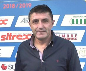 Sporting Trestina - Massese 1 - 0 Intervista a V. Bonuccelli del 20/10/18