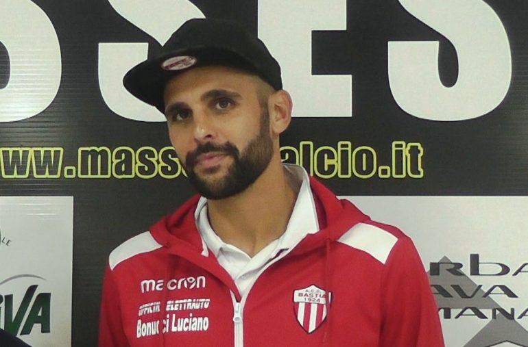 Massese – Bastia 1 – 2. Intervista a M. Fiorucci dello 04/11/18