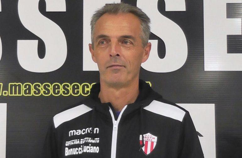 Massese – Bastia 1 – 2. Intervista a R. Marini dello 04/11/18