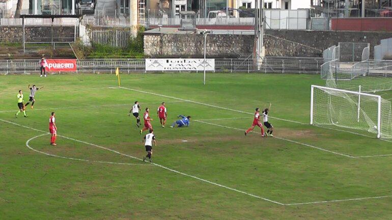 Massese – Bastia 1 – 2 . Highlights di Umberto Meruzzi dello 04/11/18