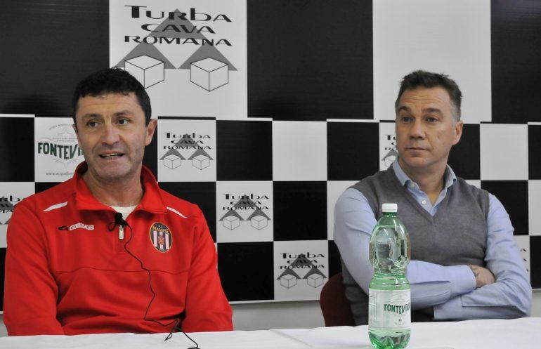 Conferenza stampa di V. Bonuccelli prima di Massese – Scandicci e presentazione club manager. Del 30/11/18