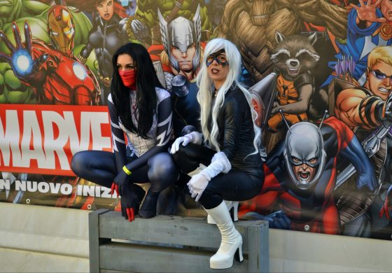Lucca Comics and Games 2018: tra cosplay e magia