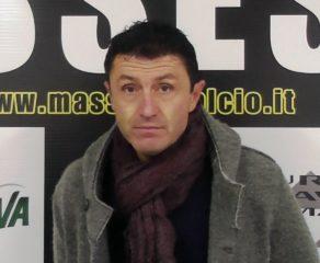 Massese - Scandicci 1 - 2. Intervista a V. Bonuccelli dello 02/12/18