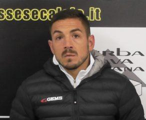 Massese - Scandicci 1 - 2. Intervista a M. Cruciani dello 02/12/18