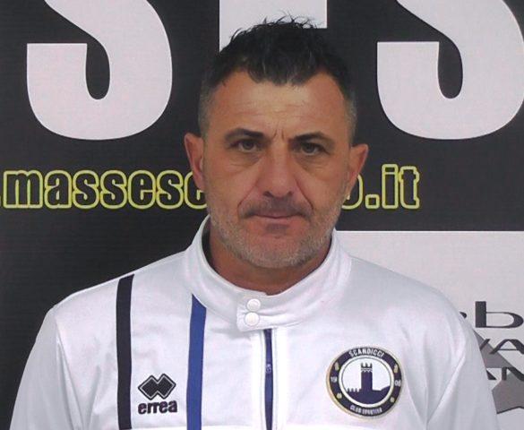 Massese - Scandicci 1 - 2. Intervista a C. Davitti dello 02/12/18