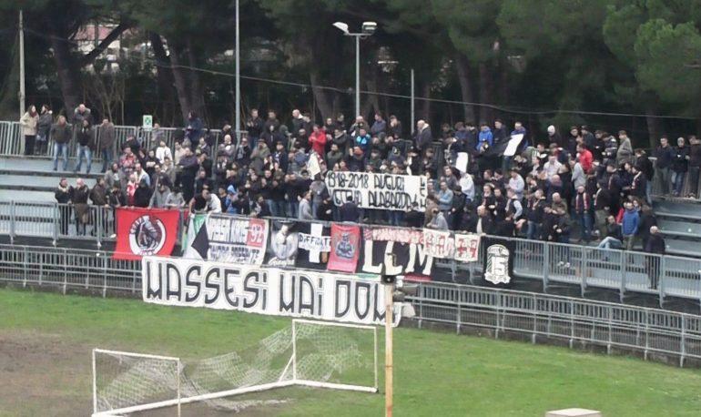 Massese – Aquila Montevarchi 0 – 2. Highlights di Umberto Meruzzi del 23/12/18