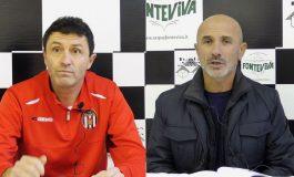 Conferenza stampa Bonuccelli e Manfredi prima di Massese - Tuttocuoio. Dello 04/01/19