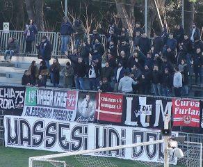 Massese - Tuttocuoio 0 - 1. Highlights di Umberto Meruzzi dello 06/01/19