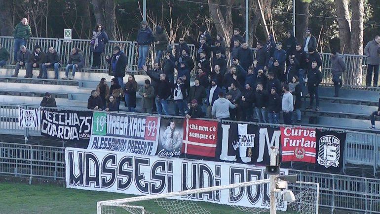 Massese – Tuttocuoio 0 – 1. Highlights di Umberto Meruzzi dello 06/01/19