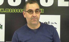 Massese - Tuttocuoio 0 - 1. Intervista a N. Cencetti dello 06/01/19