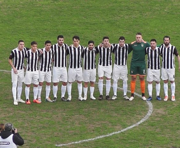Massese - Cannara 0 - 3. Highlights di Umberto Meruzzi del 16/01/19