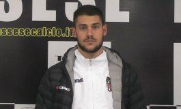 Massese - Ponsacco 0 - 0. Intervista a T. Costantini del 27/01/19