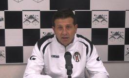 Massese - Ponsacco 0 - 0. Intervista a P. Malfanti del 27/01/19