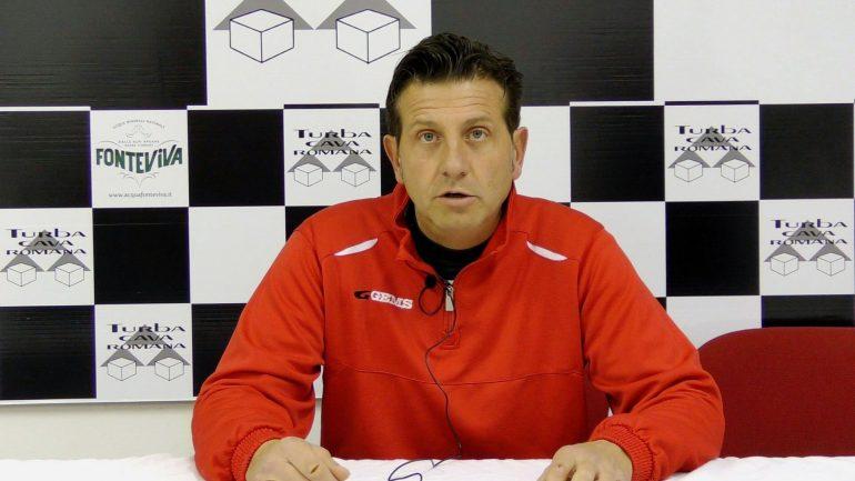 Conferenza stampa di P. Malfanti prima di Prato – Massese. Dello 01/02/19