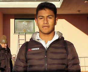 Real Forte Querceta - Massese 2 - 2. Intervista a J. A. Posenato del 13/02/19